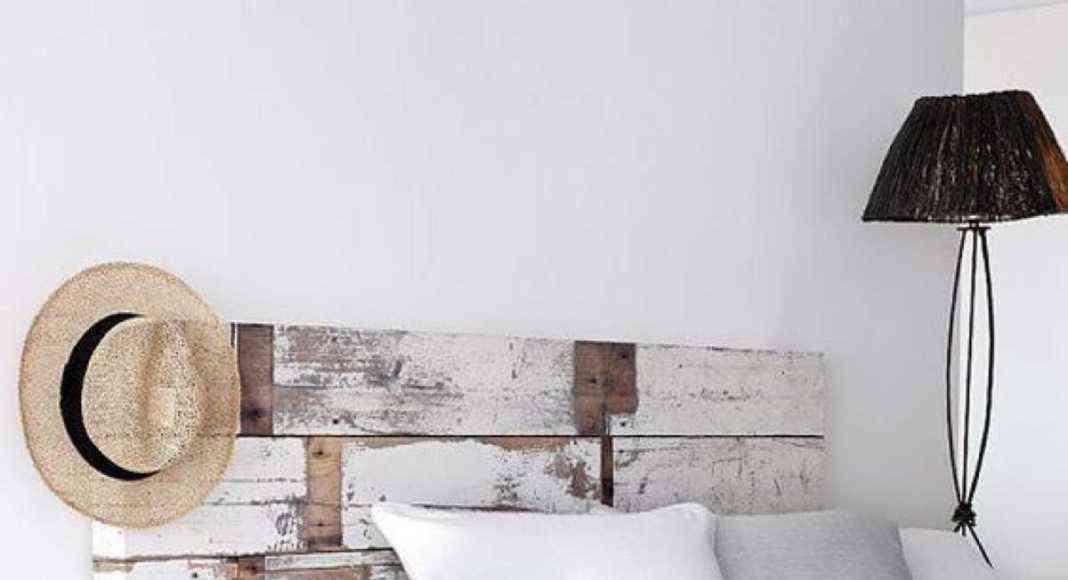 decoración de pisos en blanco dormitorio