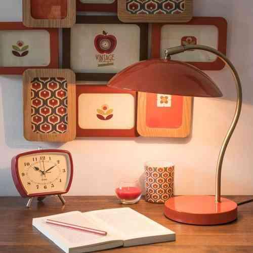 decoracion-del-escritorio-maison-lampara-vintage