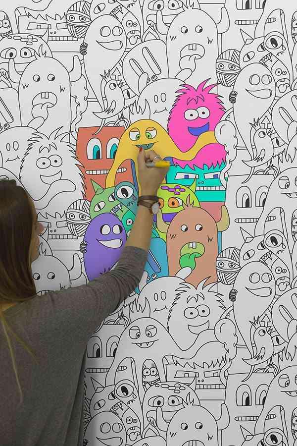 murales-de-pared-grandes-murals-colorear