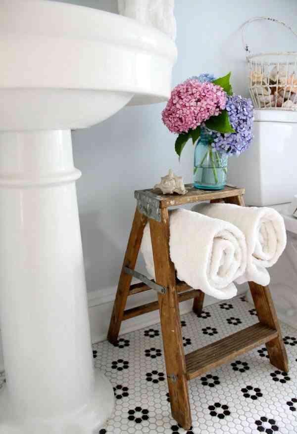 redecorar tu cuarto de bano eclectically detalle
