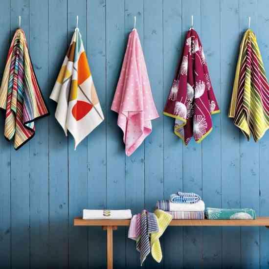 redecorar tu cuarto de bano housetohome toallas