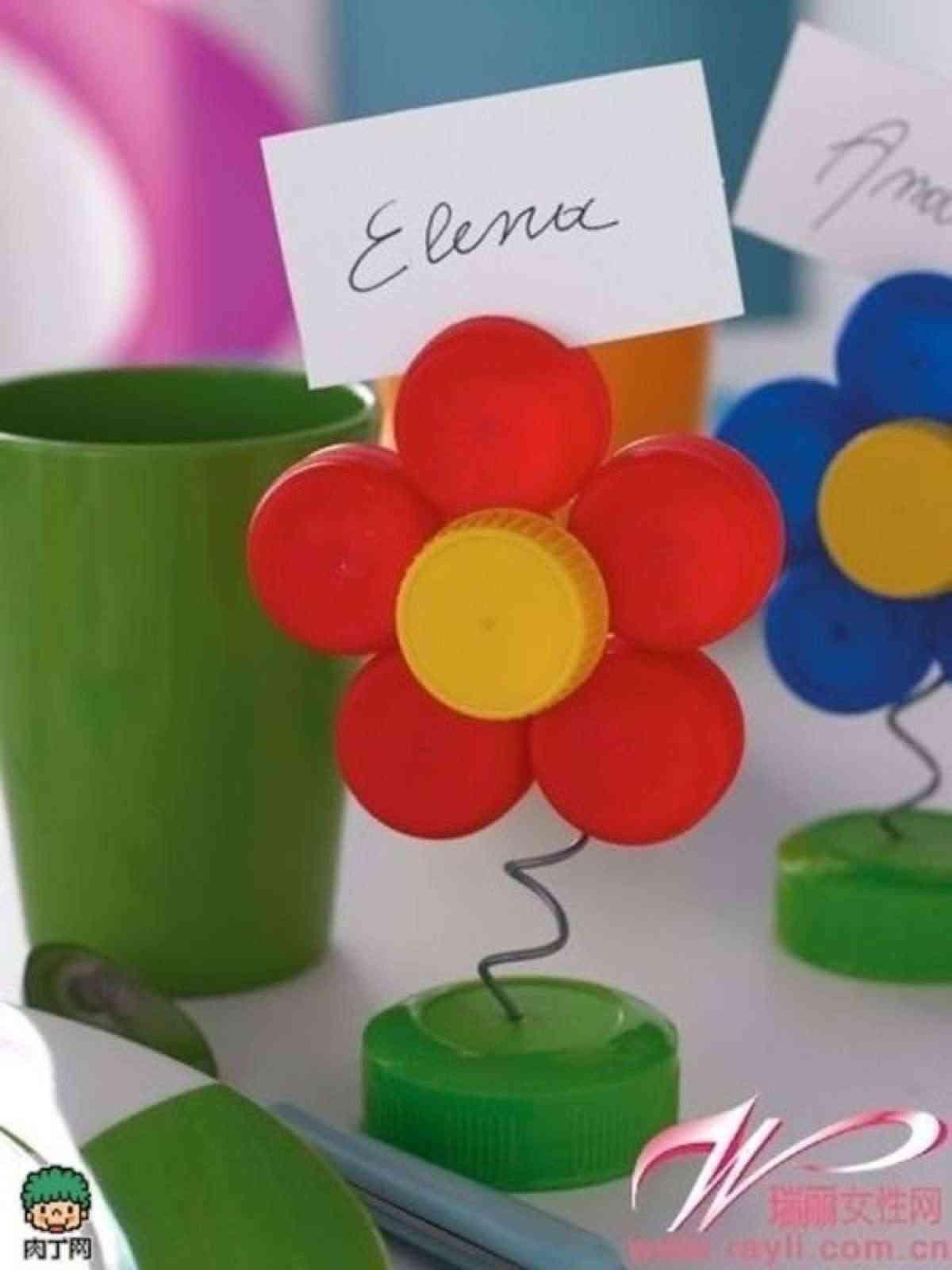 decoracin de fiestas infantiles con material reciclado
