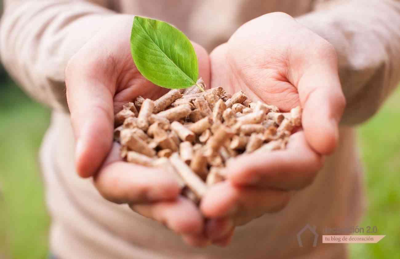 Calentar nuestro hogar con pellets, una solución ecológica