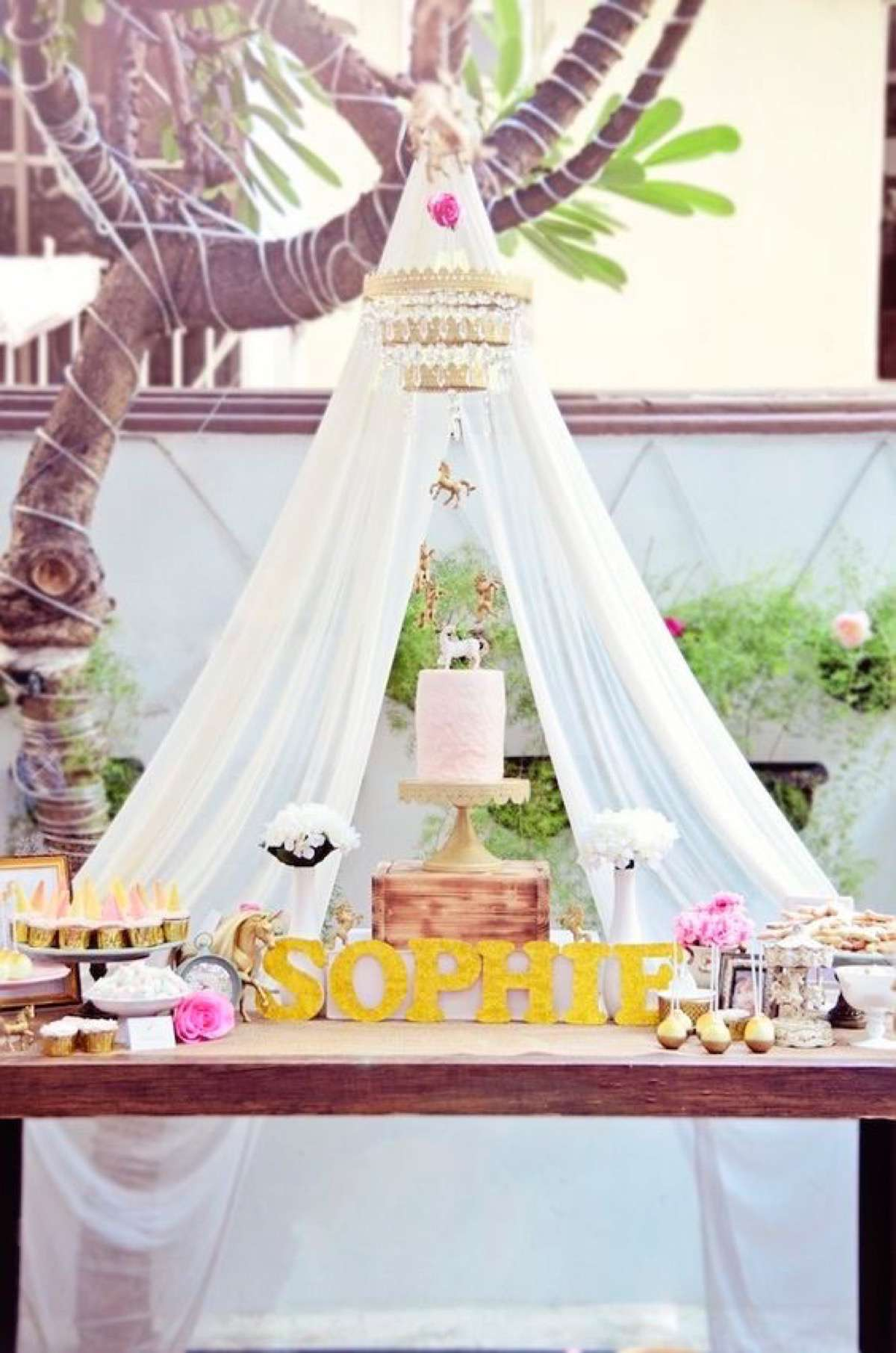 5 mesas decoradas para cumplea os y fechas especiales - Paginas web de decoracion ...