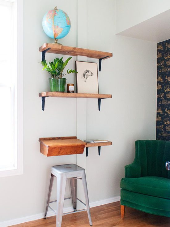 decoracion-de-pisos-pequenos-hgtv-estante