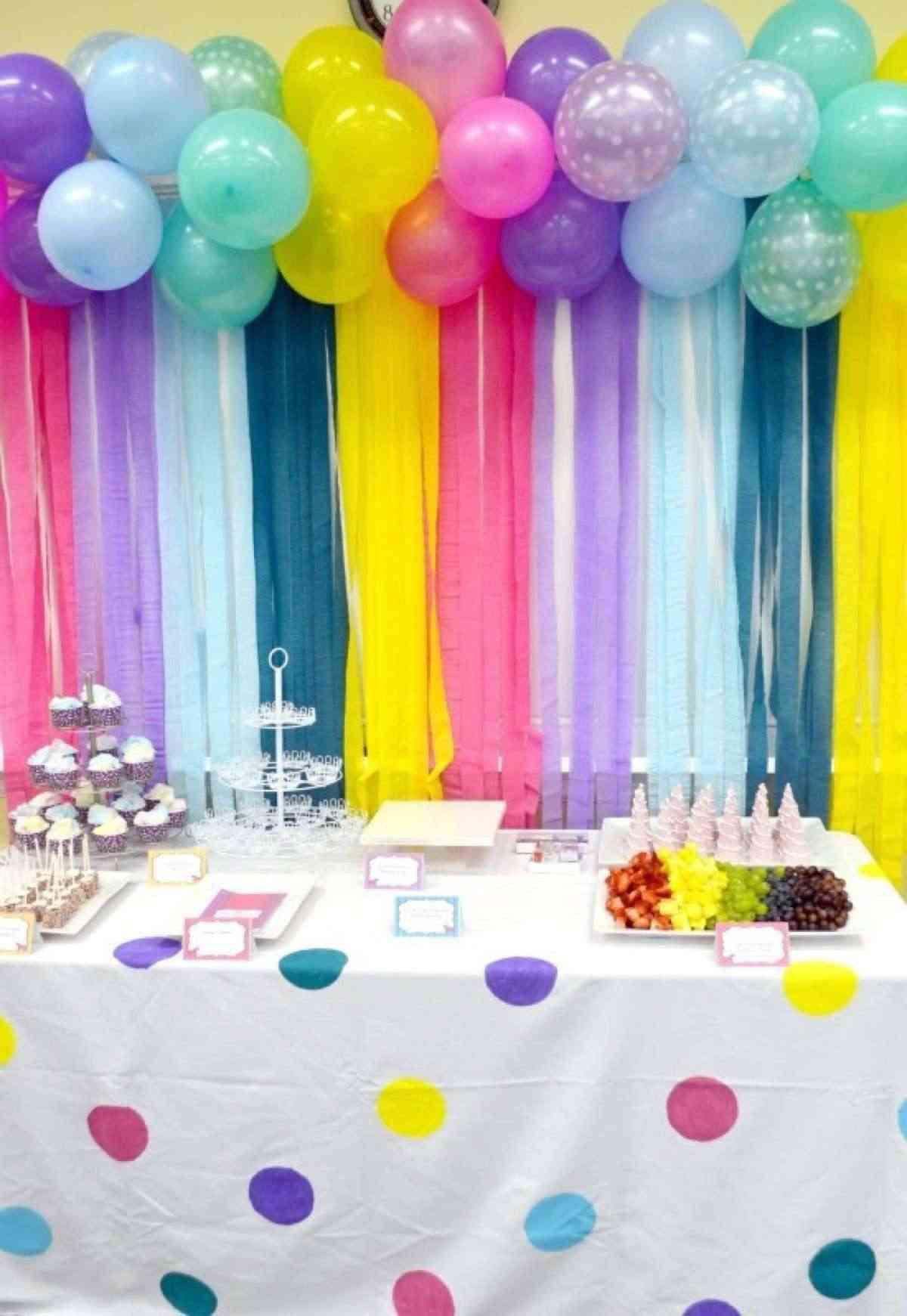 5 mesas decoradas para cumpleaos y fechas especiales