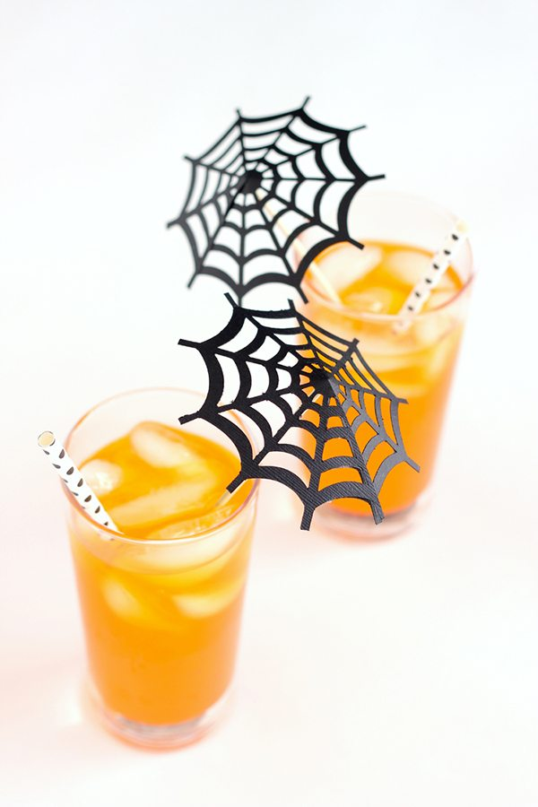 decorar-con-aranas-una-fiesta-de-halloween-sombrilla-4
