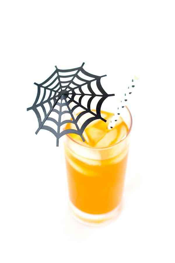 decorar-con-aranas-una-fiesta-de-halloween-sombrilla-5