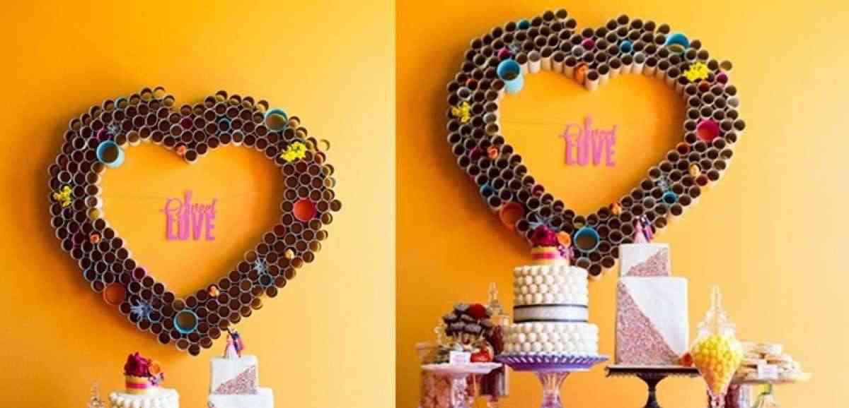 decoraci n de fiestas infantiles con material reciclado