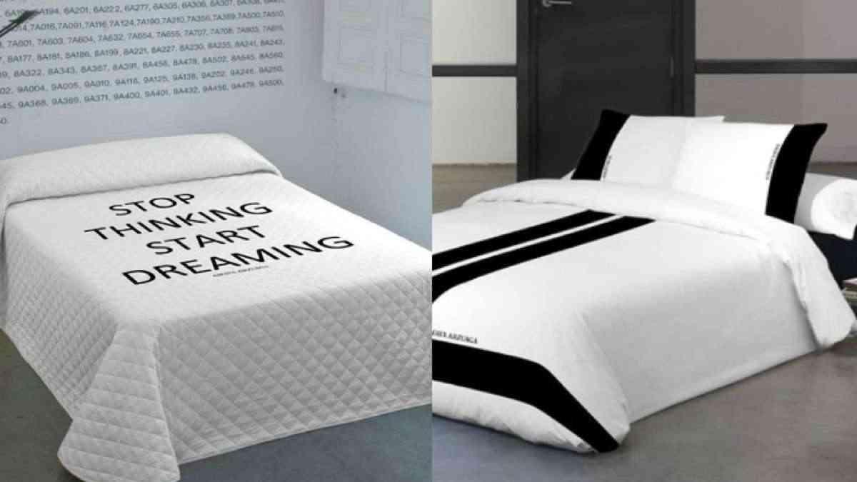 ropa de cama de diseño amaya arzuaga