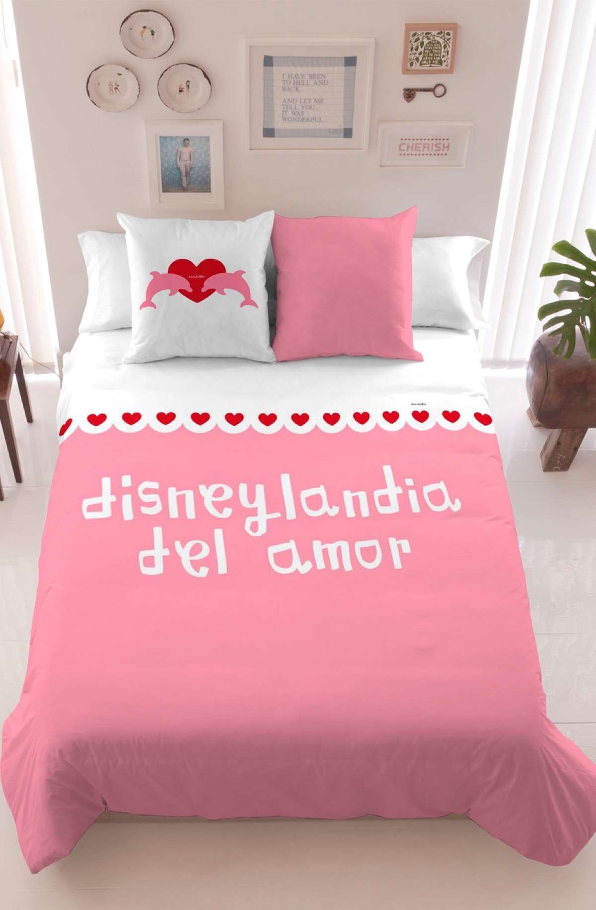 Ropa de cama de diseño David Delfin