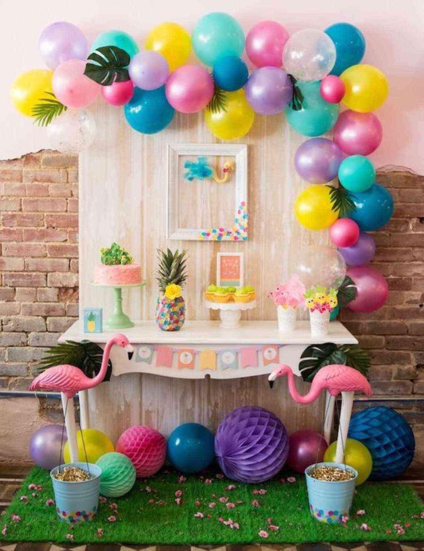 5 mesas decoradas para cumplea os y fechas especiales - Decoracion en pared ...