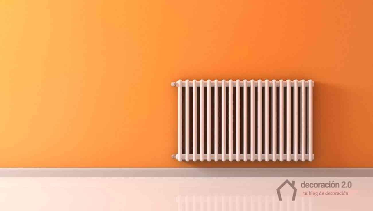Calentar nuestro hogar con un radiador con fluido