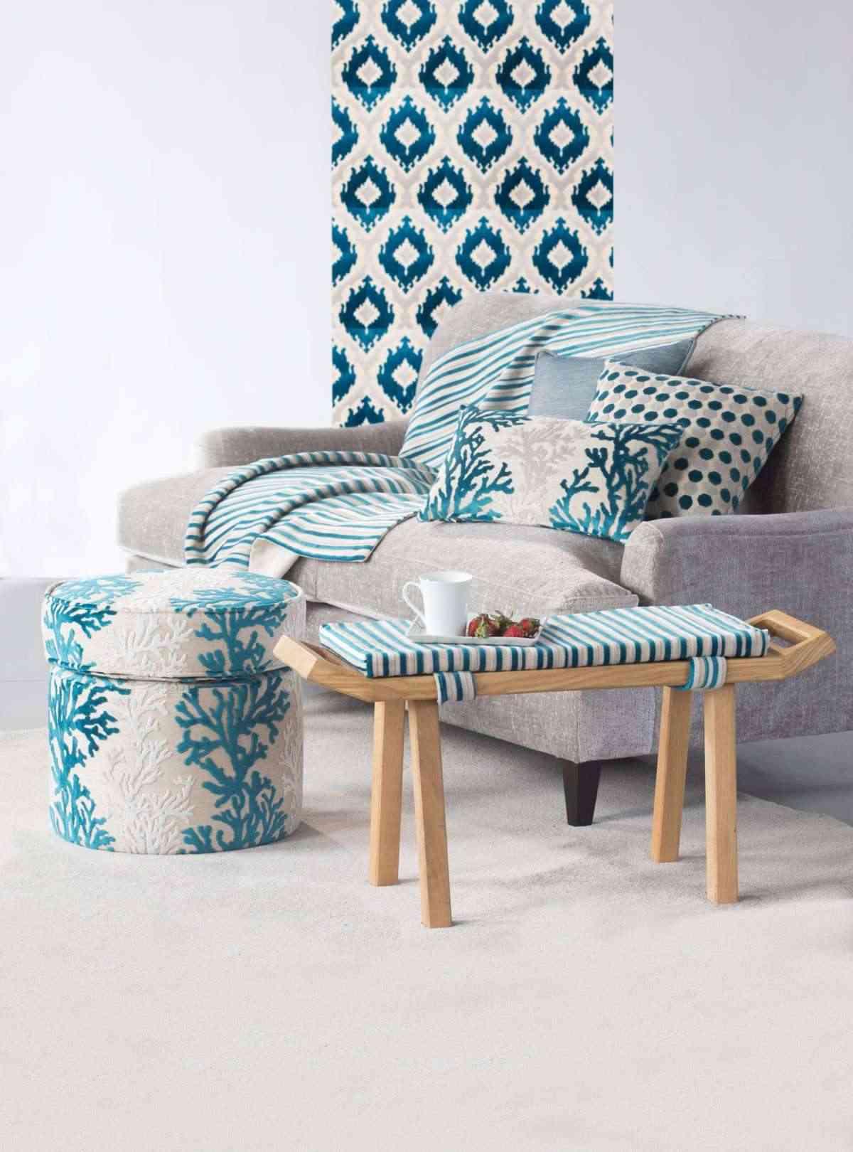 colecciones textiles - Soft London de Grancedo