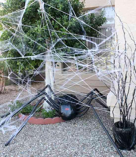 telas de arana jardin residence