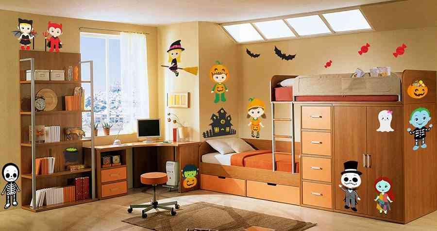 vinilos-de-halloween-teleadhesivo-habitacion