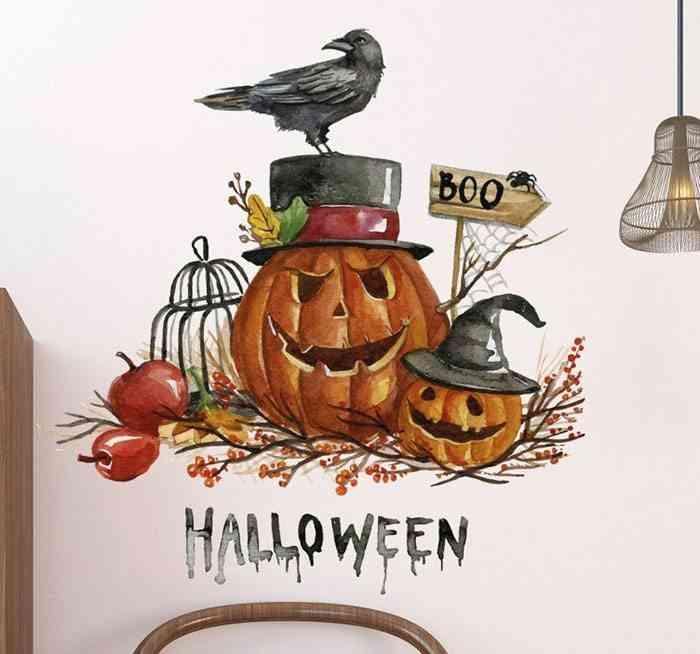 vinilos-de-halloween-tenvinilo-calabazas
