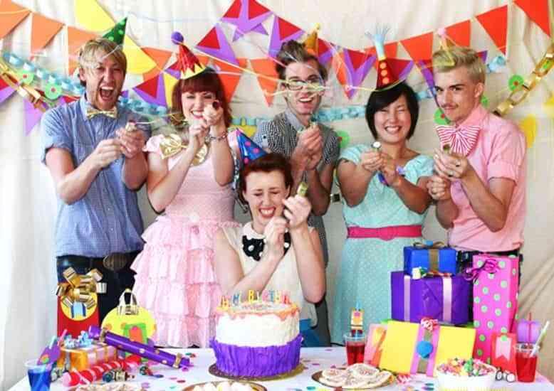 adornar cumpleaos de adultos fiesta sorpresa