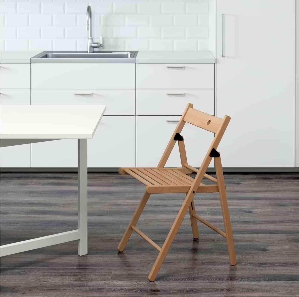 por cuatro duros - silla plegable