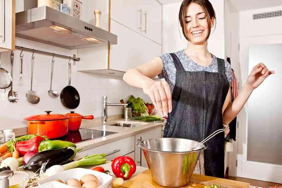 ahorrar energia en la cocina footbot