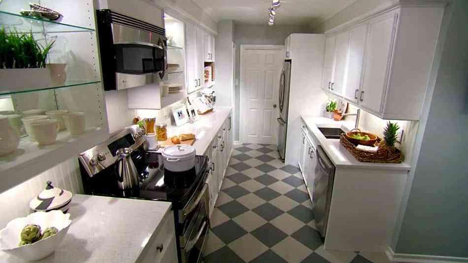 cocinas de 6 metros cuadrados hgtv 2