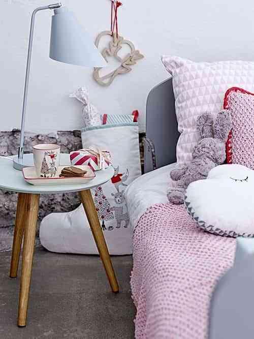 5 ideas para decorar el cuarto de los niños en Navidad