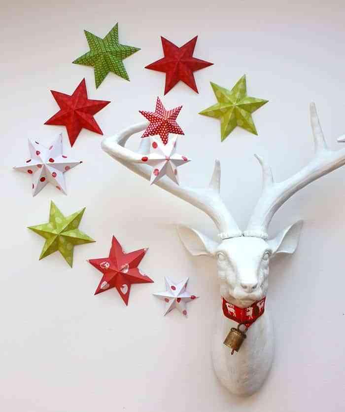 decoracion de navidad low cost kate 2