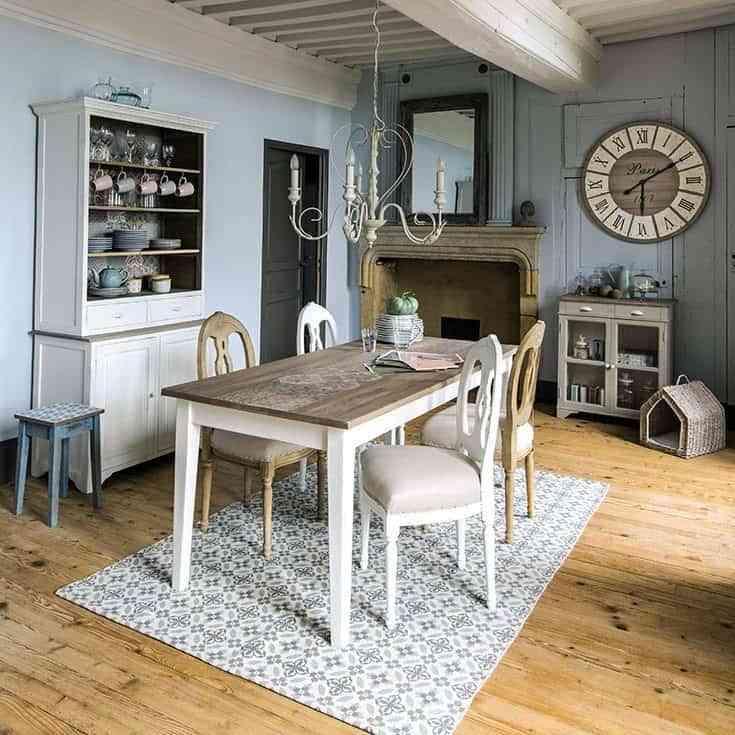elegir-la-mesa-de-comedor-maisons-clasico