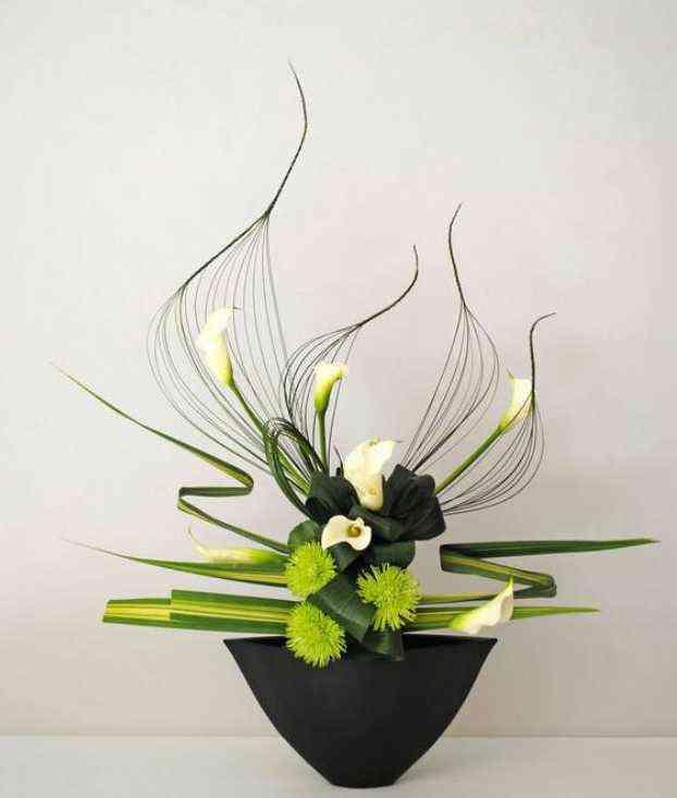 ikebana arte floral japonés