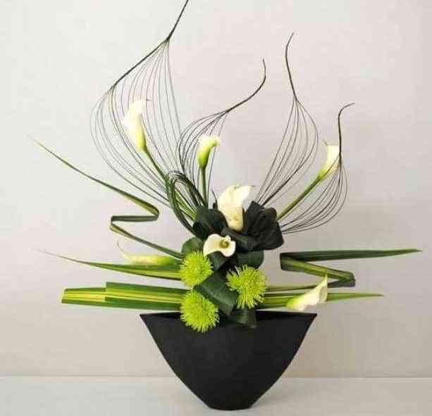 Cómo hacer Ikebana, el arte floral japonés paso a paso