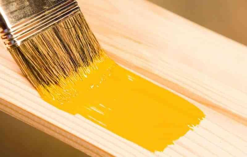 pintar madera sin tratar wooden furniture hub