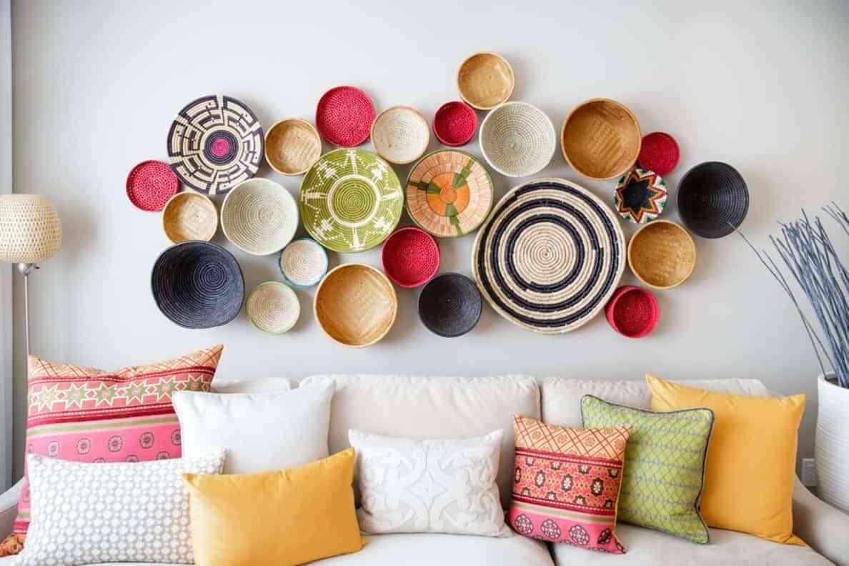 decorar habitación con poco dinero - Fibras vegetales
