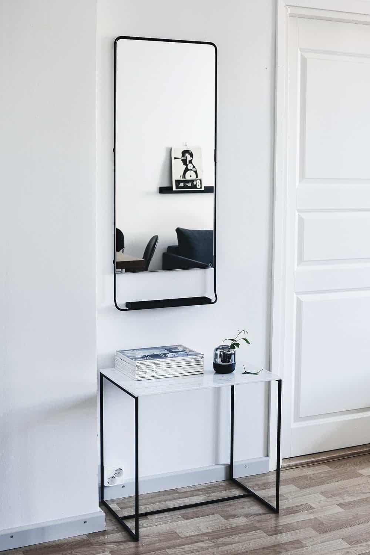 decorar habitación con poco dinero - espejos