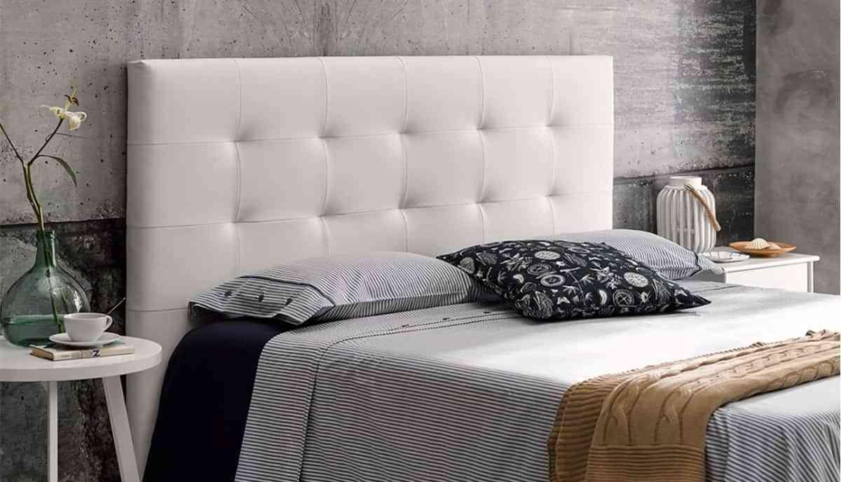 Cabeceros de cama forrados cabecero tapizado vilmupa with - Cabeceros tapizados originales ...