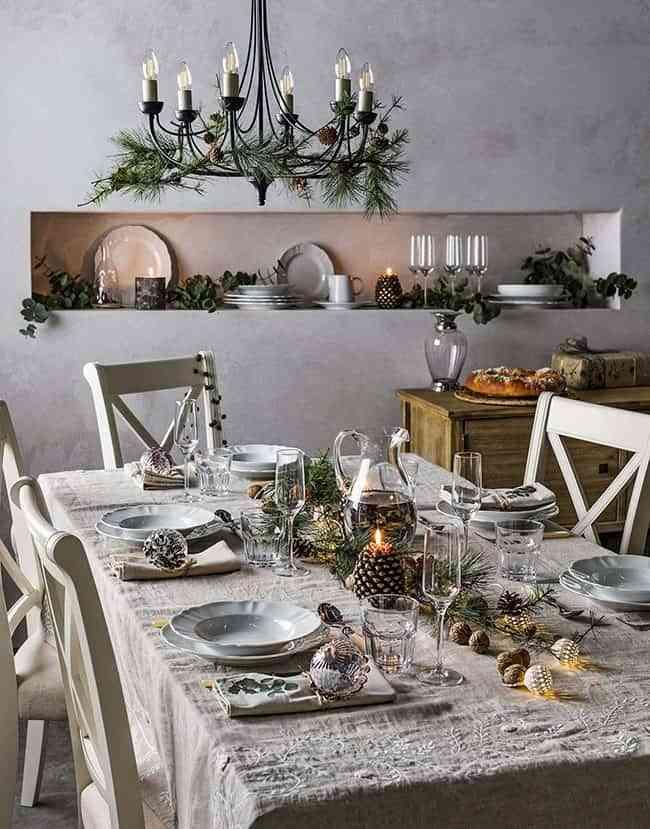adornar-la-mesa-de-navidad-eci-rusrtica