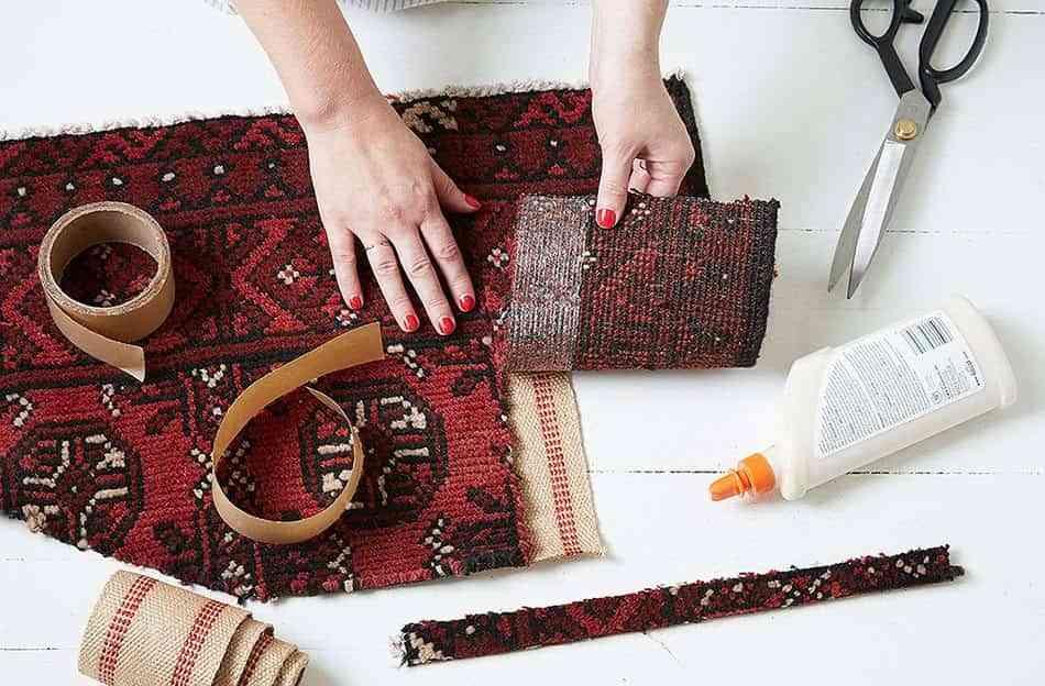 alfombra-vintage-para-la-escalera-poner-la-cinta