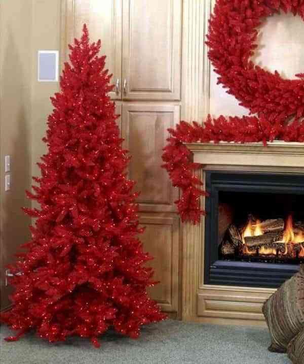 arbol-de-navidad-rojo-distimia