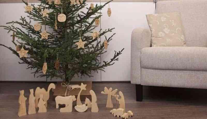 belenes de navidad originales loving wood 1