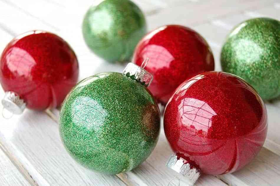5 Bolas De Navidad Para Decorar Que Podras Hacer Tu Mismo - Como-hacer-bolas-de-navidad