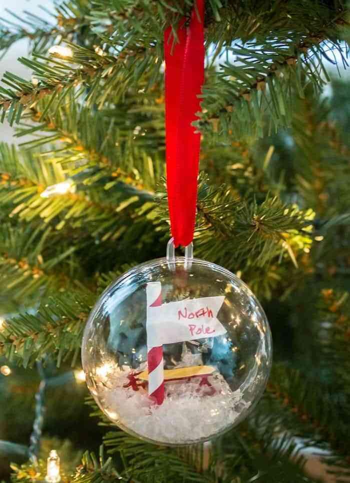 5 Bolas De Navidad Para Decorar Que Podras Hacer Tu Mismo - Bolas-de-navidad-transparentes
