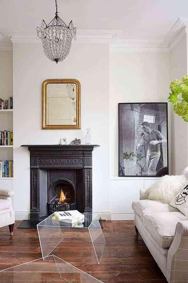 decorar pisos antiguos - elementos arquitectónicos