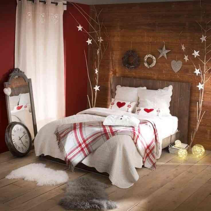 decoracion de navidad para el dormitorio christmas 3