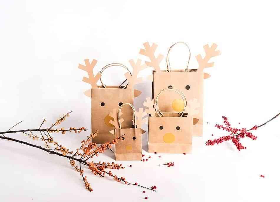 d610df637cca9 Detalles originales para decorar los paquetes de regalo en Navidad