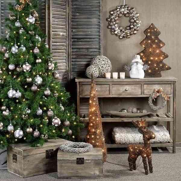 navidad-de-estilo-rustico-minimalisti