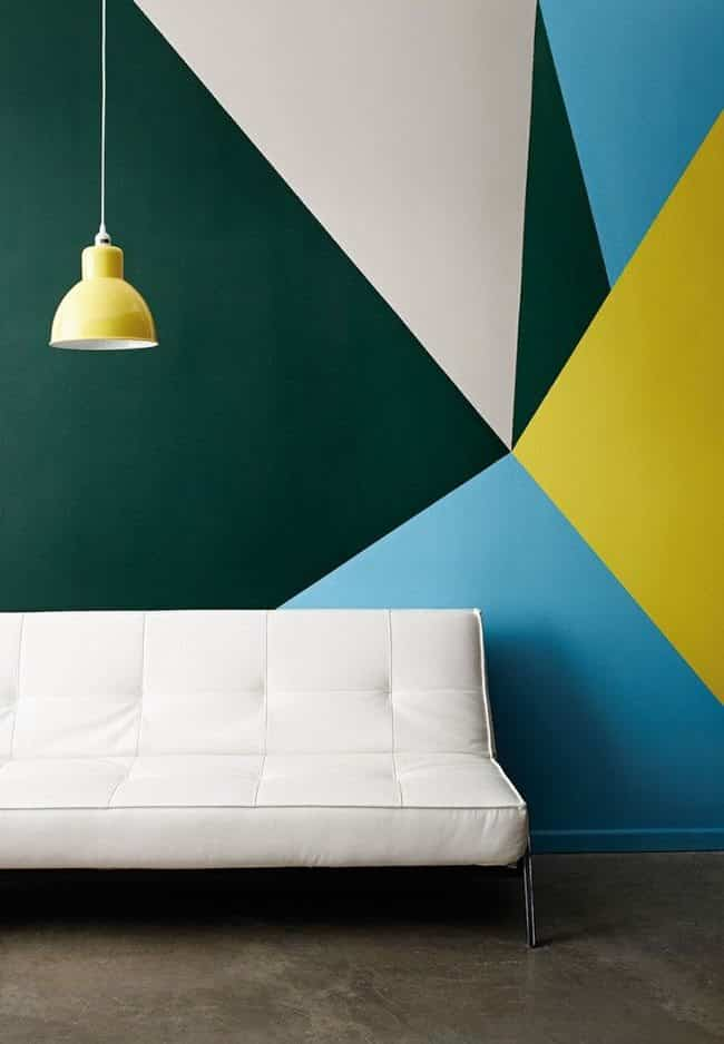 paredes-con-motivos-geometricos-homedit