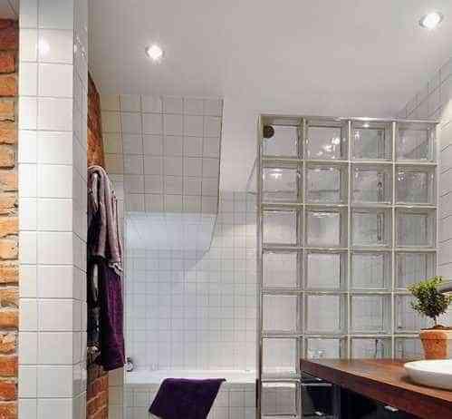 Ideas geniales para decorar baños con pavés y dar en la diana