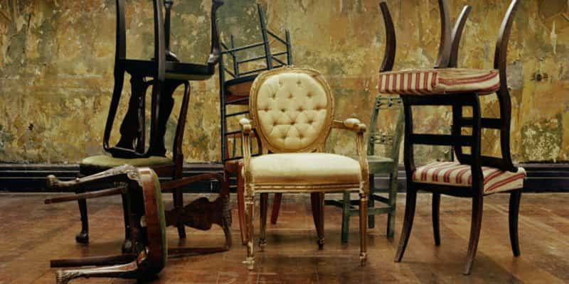 comprar muebles usados huffington
