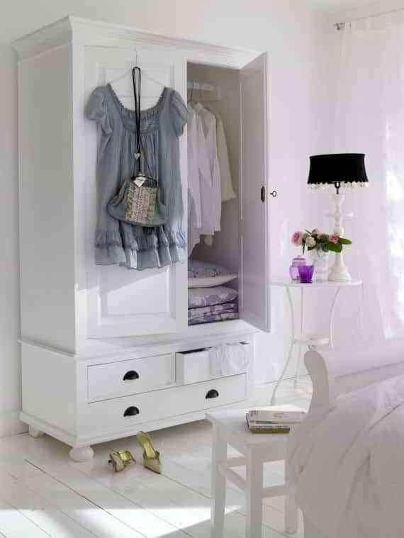 cuarto de invitados car mobel armario