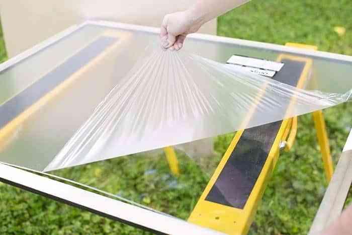 DIY: Cómo enmarcar un póster de gran formato tú mismo