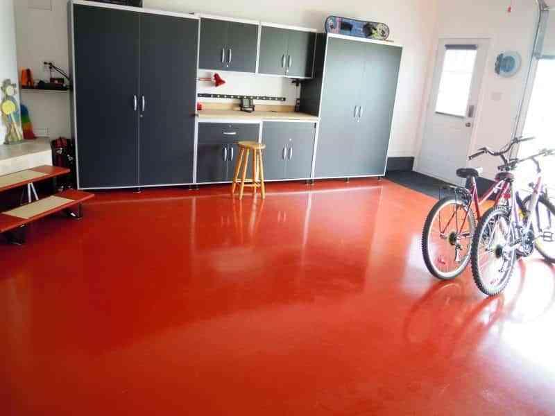 pintar el suelo del garaje elite crete